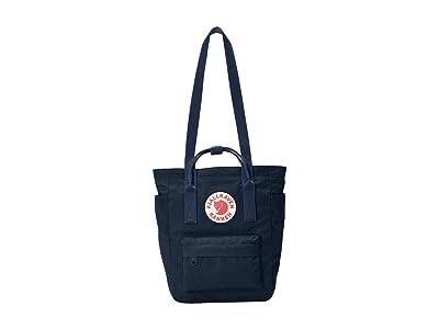 Fjallraven Kanken Totepack Mini (Navy) Tote Handbags