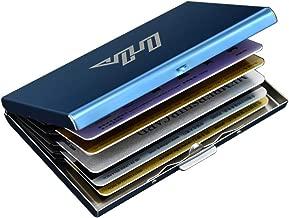 YH-DIMENSION, RFID Block Credit Card Holder Organizer Flap Slim Light Minimalist