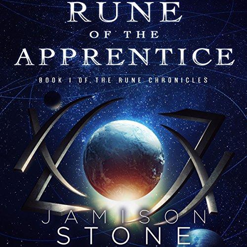 Rune of the Apprentice audiobook cover art