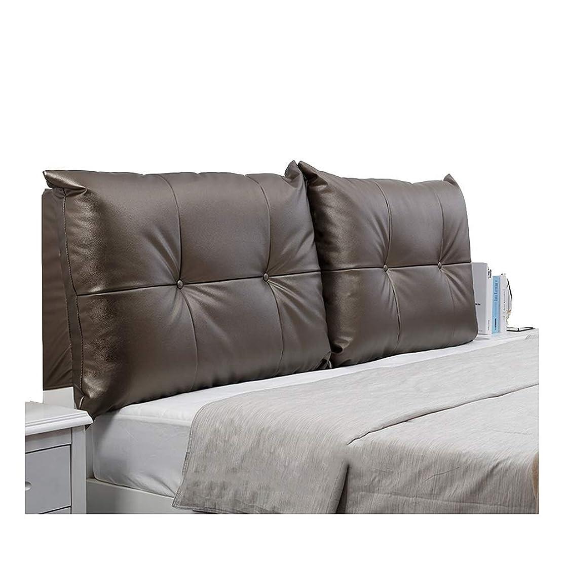 マダム象暗記するPENGFEI クッションベッドの背もたれ抱き枕 ベッドサイドソフトパック 読む スポンジ充填 お手入れが簡単 5色、 9サイズ (色 : C, サイズ さいず : 90センチメートル)