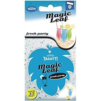 Tasotti Magic Leaf Fresh Party Car Air Freshener (8 g)