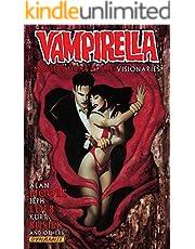 Vampirella Masters Series Vol. 4: Visionaries (English Edition)