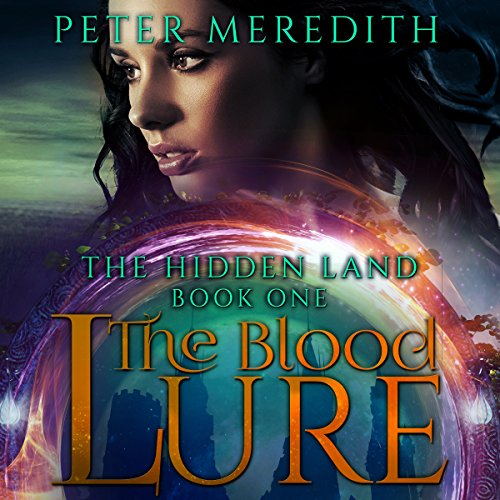 The Blood Lure audiobook cover art