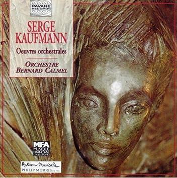 Kaufmann: Œuvres orchestrales