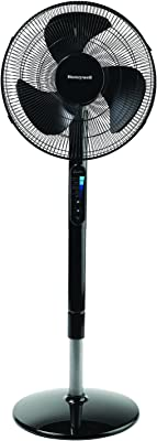 Honeywell Advanced Quietset with Noise Reduction Technology 16 Whole Room Pedestal Fan