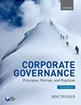 Corporate Governance {OP}: Principles, Policies, and Practices