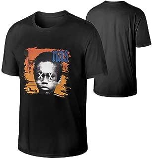 NAS Illmatic Man's Classic Bonus Neck T-Shirt Black