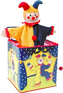Schylling Jester Jack In The Box by