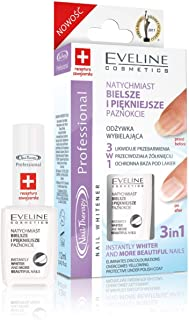 Eveline Cosmetics Nail Therapy 3 in 1 Nail Whitener