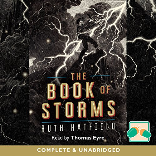 The Book of Storms audiobook cover art