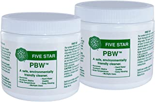 Home Brew Ohio PBW by Five Star- 1 lb. (set of 2)