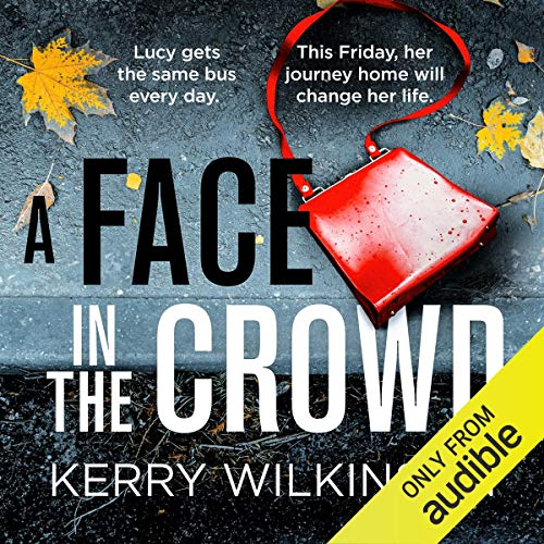 A Face in the Crowd audiobook cover art