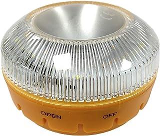 MAGIC SELECT Luz de Emergencia homologada v 16, autorizada por la DGT para señalización en emergencias de Carretera para C...