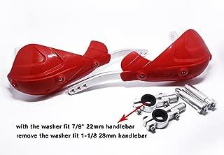 Hand Guards Wind Protector Handguard Brush Bar Protector for Honda CR125 CR250 CRF250 CRF450 Supermotor