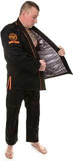 KO Sports Gear Magic Dragon Hemp Blend Gi - BJJ Kimono and Pants - for Jiu Jitsu