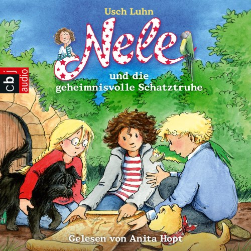 Nele und die geheimnisvolle Schatztruhe (Nele 10) Titelbild