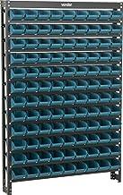 Estante Metálica com Gavetas, Modelo Prático 108/3, Cor Azul, Vonder VDO1932