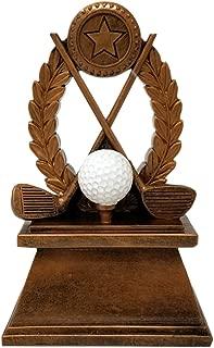 golf trophy cup