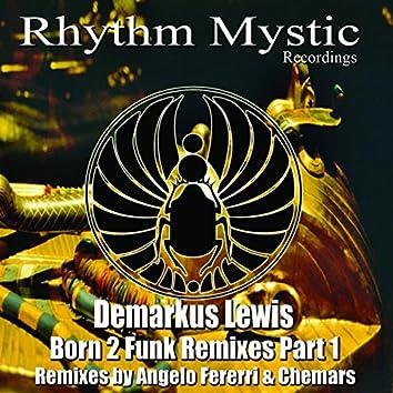 Born 2 Funk Remixed, Pt. 1