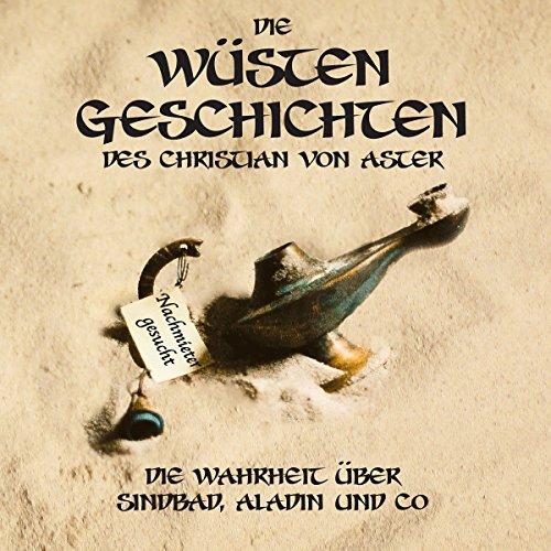 Die Wüsten-Geschichten Titelbild