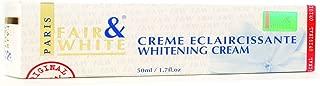 fair and white cream ingredients