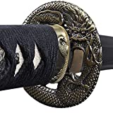 Best Handmade Sword Katana Swords - Handmade Sword - Stainless Steel Unsharpened Iaido Training Review