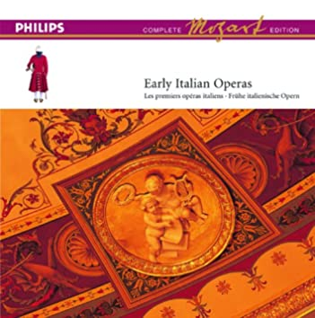 Mozart: Ascanio in Alba (Complete Mozart Edition)