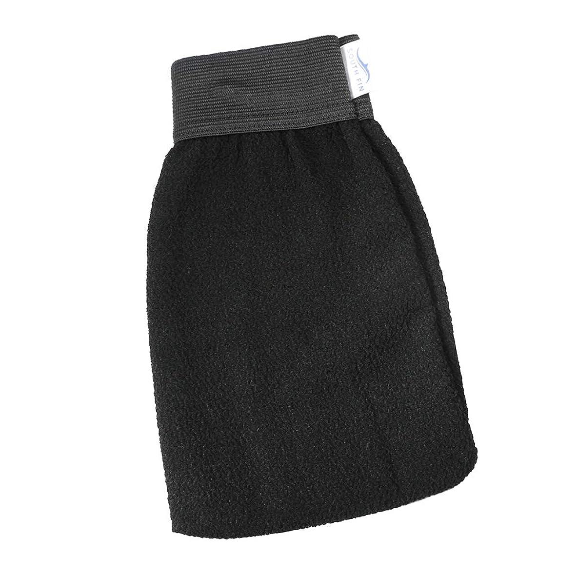 前提多用途送料全2スタイル お風呂用 シャワー グローブ 手袋 スクラバー スキンケア ユニセックス - スタイル1