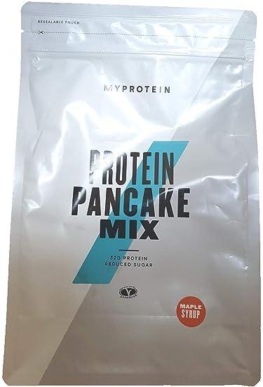 Myprotein Protein Pancake Mix (500g) 1 Unidad 500 g: Amazon ...