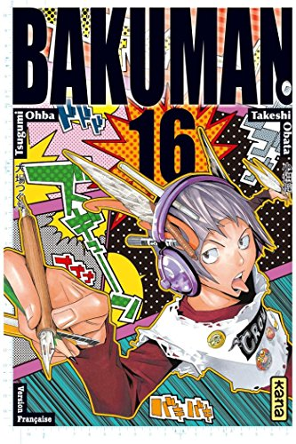 Bakuman - Tome 16