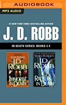 J. D. Robb - In Death Series: Books 3-4: Immortal in Death, Rapture in Death