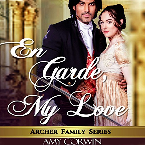 En Garde My Love audiobook cover art