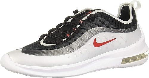 Nike NIKE AIR MAX AXIS, Men's Shoes, Black (Black/Sport Red-Mtlc ...