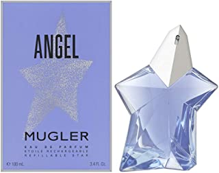 Thierry Mugler Angel Star Refillable Eau de Parfum Spray for Women, 100 ml