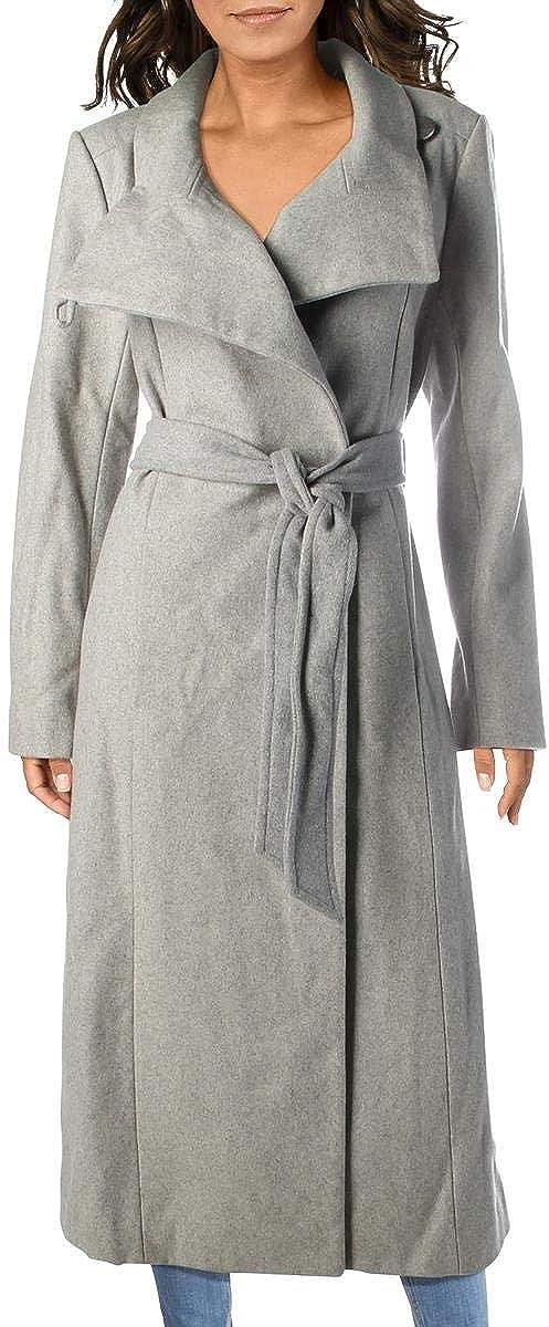 Kenneth Cole New York Women's Full Length Wool Jacket