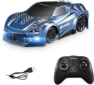 EACHINE ラジコンカー こども向け 壁を走る 車 おもちゃ 壁・天井・床 激走カー リモコンカー 赤外線コントロール 吸着 無線操作 LED搭載 プレゼント ギフト 贈り物 EC03