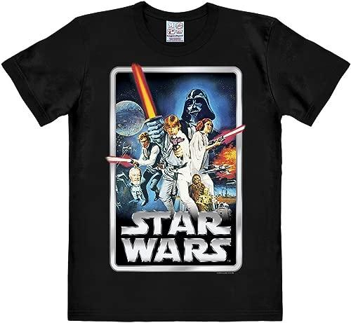 Camiseta Star Wars Hombre