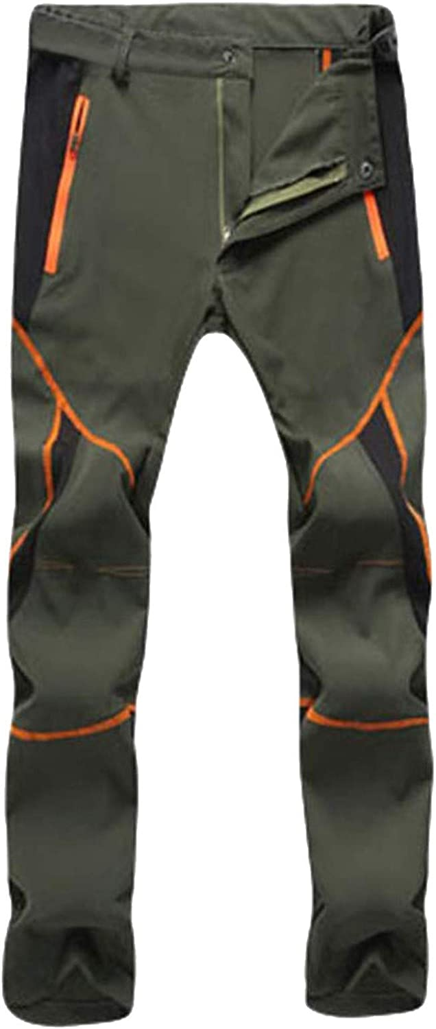 OSTELY Men's Mountain Pants Outdoor Sports Cool Windproof Waterp