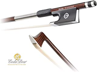 CodaBow Diamond NX Carbon Fiber 4/4 Violin Bow
