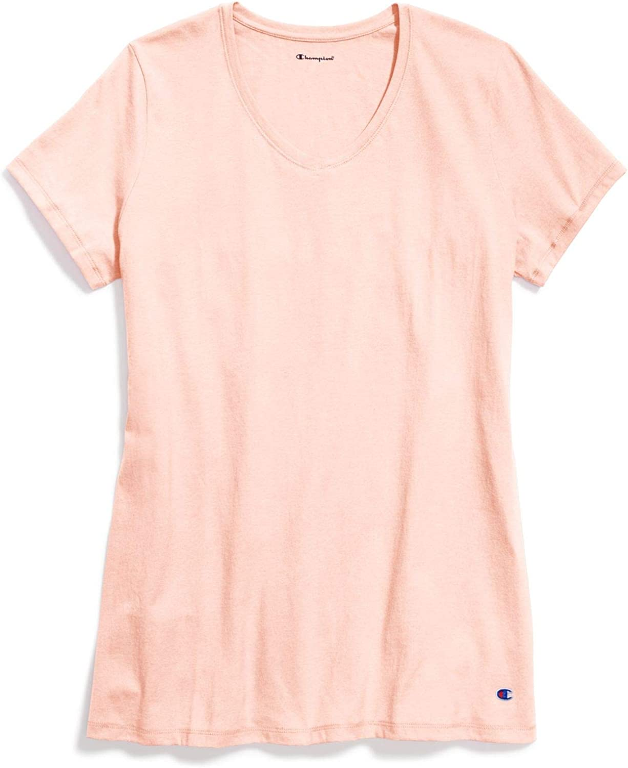 Champion Women's Jersey 5% OFF security V-Neck T-Shirt