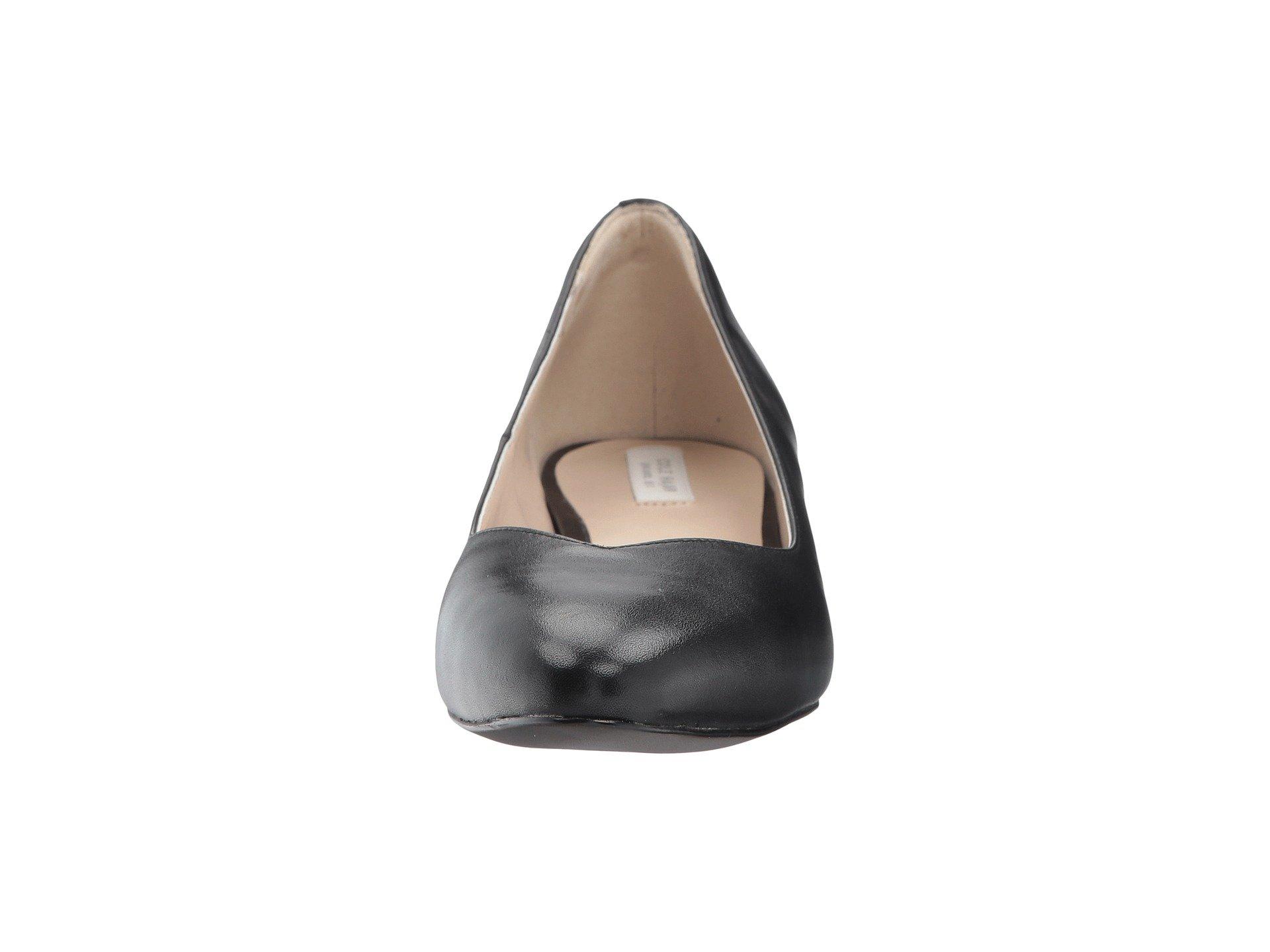 Haan Leather Pump Cole Yuliana Black AR6gH