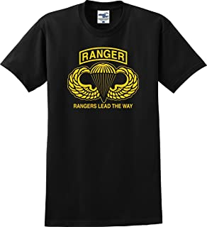 Ranger Airborne Rangers Lead The Way T-Shirt (S-5X)