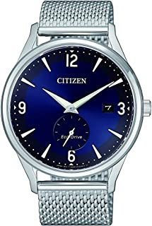 Citizen Mens Solar Powered Watch, Analog Display and Stainless Steel Strap - BV1111-83L