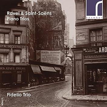 Ravel & Saint-Saëns: Piano Trios