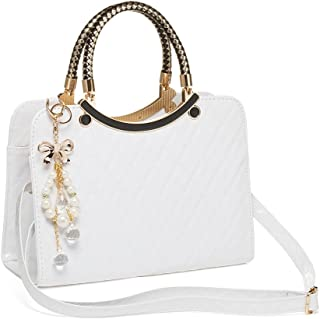 Amazon.es: bolso blanco