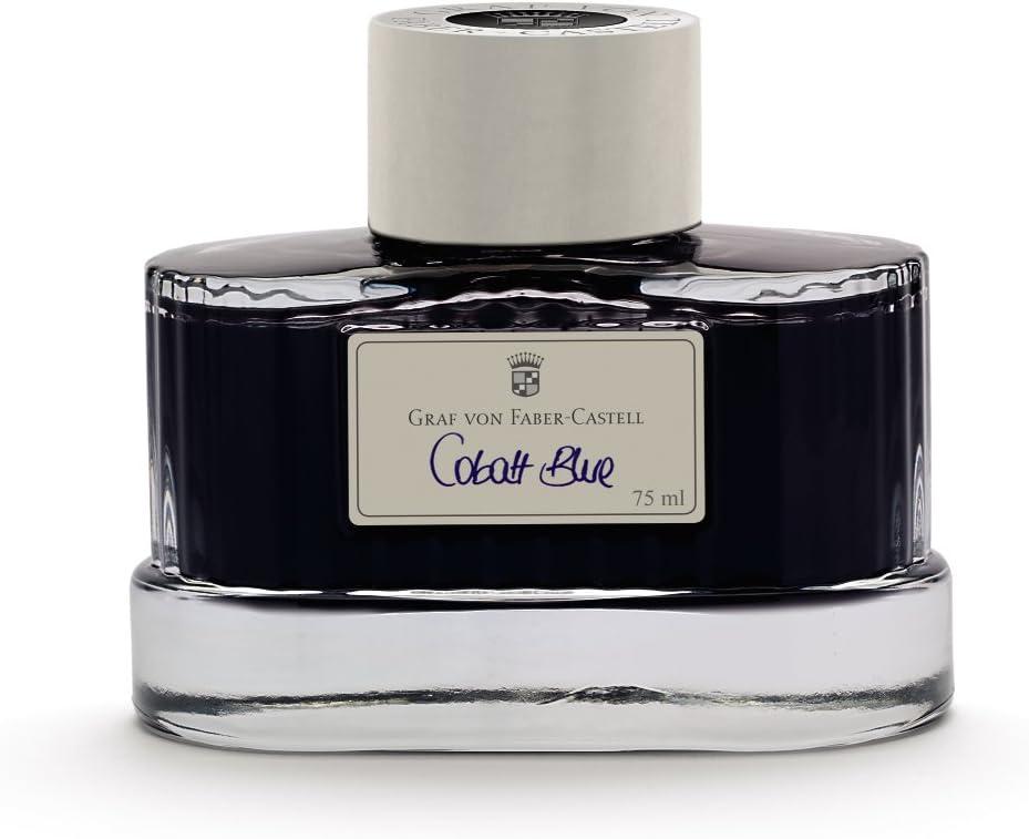 Graf von Faber-Castell Ink Bottle 2021 Blue 141001 Cobalt Austin Mall 75ml