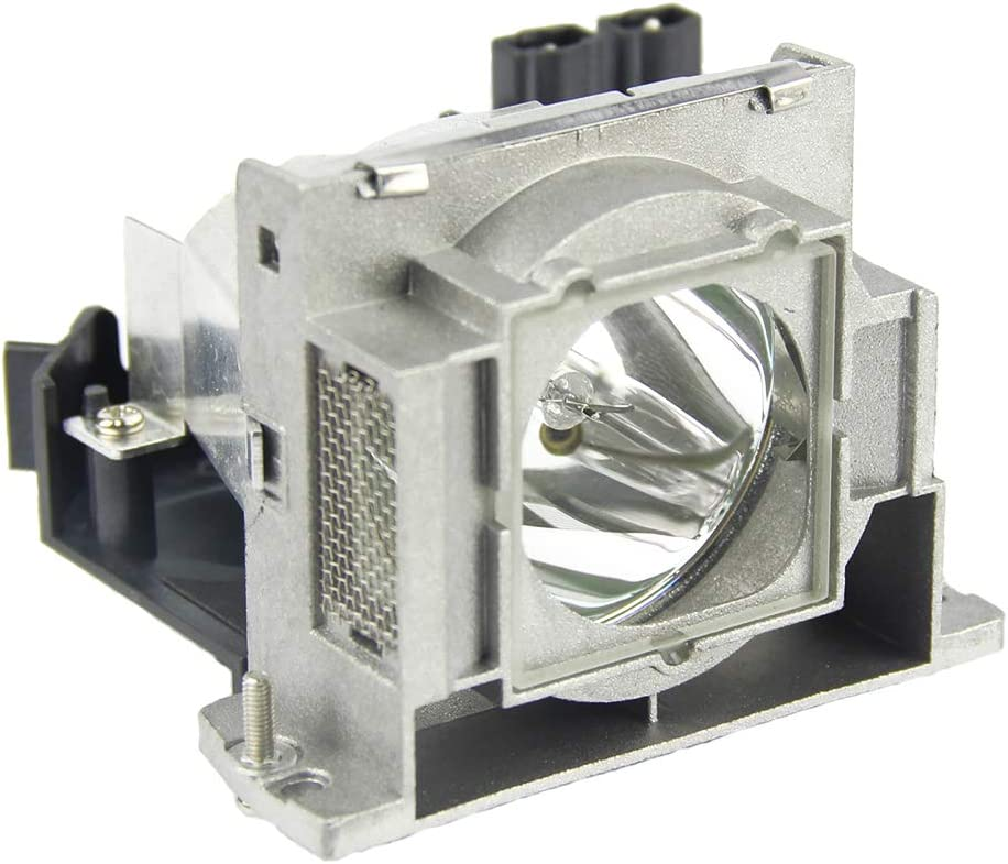 Gzwog VLT-HC910LP/VLT-HC100LP/VLT-EX100LP Replacement Projector Lamp Bulb with Housing for Mitsubishi HC1100 HC1500 HC1600 HC3000 HC3100 HC3000U HC910 HD1000 HD1000U HC100 HC100U ES10U EX100U