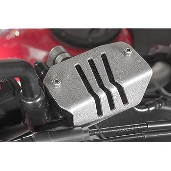 ORIGINAL /& Brand Ro-Moto Rear brake reservoir guard cover compatible for Honda CRF1000L Africa Twin 2018-2020 Honda Africa Twin Adventure Sports