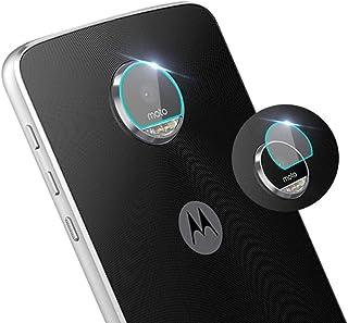 Onyx?Några av premiumkameraobjektiv HD+ pansarfilm skyddsfolie för Motorola Moto Z/Moto Z Play/Z Force – kameralinsskydd –...