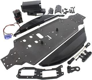 Hobao Hyper 7 TQ Ofna Chassis, Stone Guards, Radio Tray, Battery Box & Holder